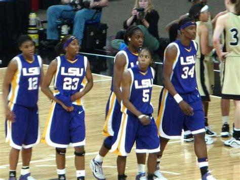 Lsu Basketball Resume by 2009 Lsu Tigers Womens Basketball