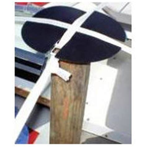 Boat Shrink Wrap Supports by Seafarer Shrink Wrap Support Pole End Cap