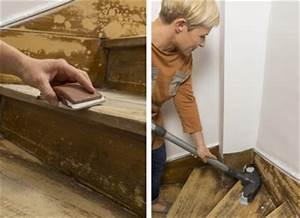 peindre un escalier en bois etape preparation 4 With delightful peinture mur exterieur couleur 4 peindre un mur conseils preparation des murs et video
