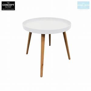 Table D Appoint Miroir : table d 39 appoint ronde avec plateau ~ Teatrodelosmanantiales.com Idées de Décoration