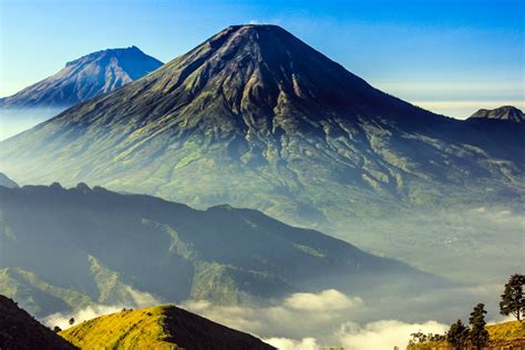 gunung sindoro yuk plat  adventure