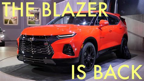 Chevy Blazer Prototype by 2021 Chevy Blazer Concept Changes Cost 2020 Chevrolet