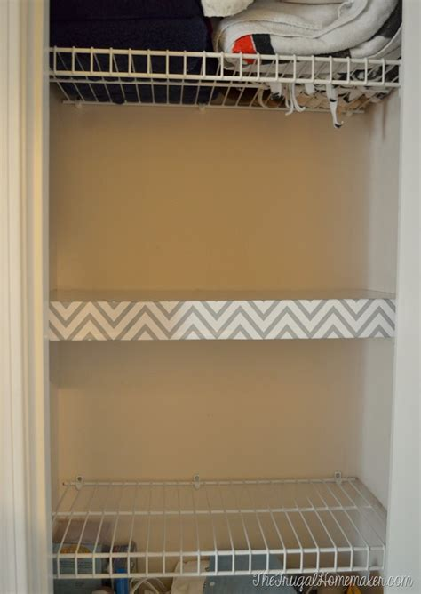 wire closet shelving how to change up wire shelves for less than 10