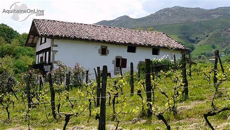sare ortillopitz l authentique maison basque partance tourisme tourisme sud ouest