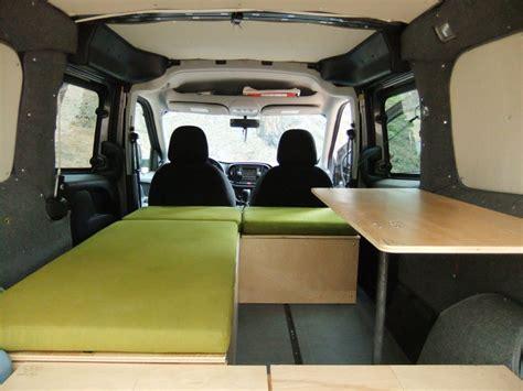 van interior ideas part  promaster outpost