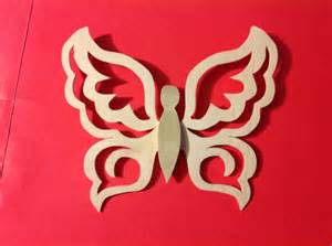 Butterfly Scroll Saw Patterns
