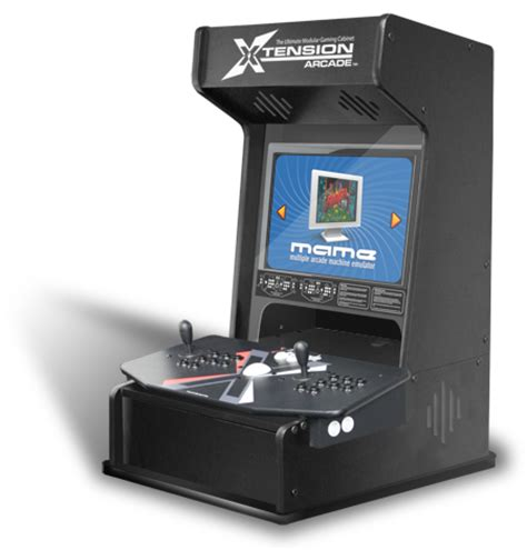 mame cabinet kit xarcade xtension arcade cabinet mini bace section for the x arcade