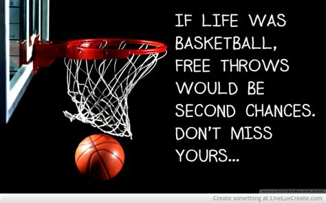 basketball  life quotes quotesgram