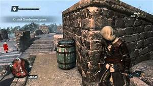 Assassin's Creed 4 Infiltrate the Fort at Nassau - YouTube