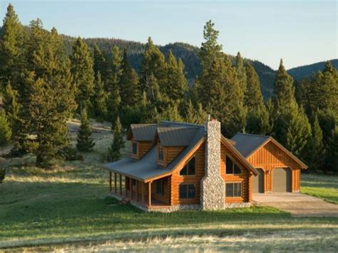 montana log cabin home alaska log cabins real log home treesranchcom