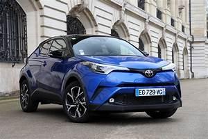 Nouvelle Toyota Chr : il n 39 y aura plus de nouveaux mod les diesels chez toyota ~ Medecine-chirurgie-esthetiques.com Avis de Voitures