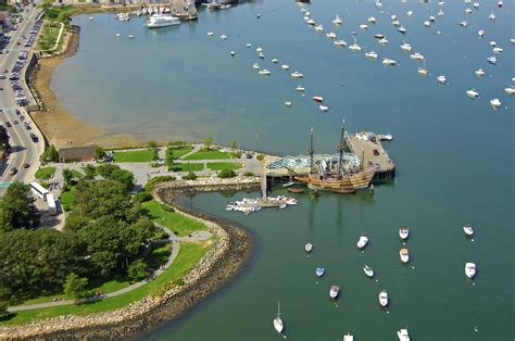 Boat Slips For Rent Plymouth Ma by Plymouth Mayflower Museum Landmark In Plymouth Ma United