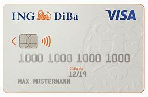Ing Diba Visa Abrechnung : girocard kontaktlos ~ Themetempest.com Abrechnung