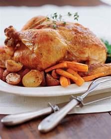 Martha Stewart Roast Chicken Recipes