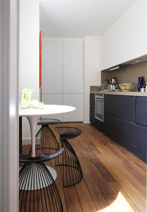 navy kitchen cabinets home office contemporary  black stained wood floor beeyoutifullifecom