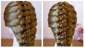 Coiffure Tresse Facile Cheveux Mi Long : tuto coiffure simple cheveux long mi long coiffure ~ Melissatoandfro.com Idées de Décoration