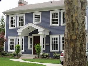 Top Modern Bungalow Design | Blue siding, Wood doors and ...