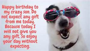 100 Happy Birthday Wishes For Son With Images