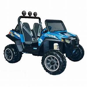 Buggy Polaris Occasion : peg perego voiture electrique enfant buggy polaris ranger rzr 900 bleu 2 places 12 volts ~ Maxctalentgroup.com Avis de Voitures