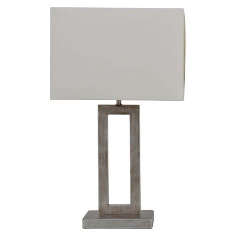 Black L Shades Target by Threshold Window Table L Silver Target