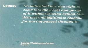 Coaches Hot Sea... George Carver Washington Quotes