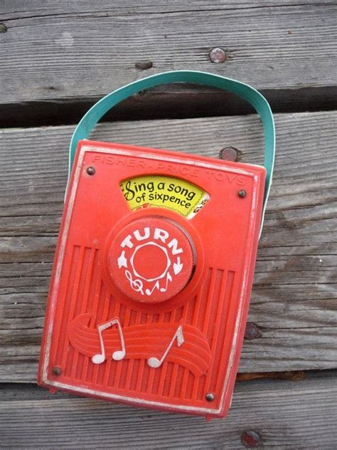 Music boxes by rita ford: Vintage Fisher Price Music Box Toy - Plays Sing a Song of ...