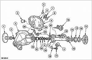 F150 4x4 Front Axle Diagram