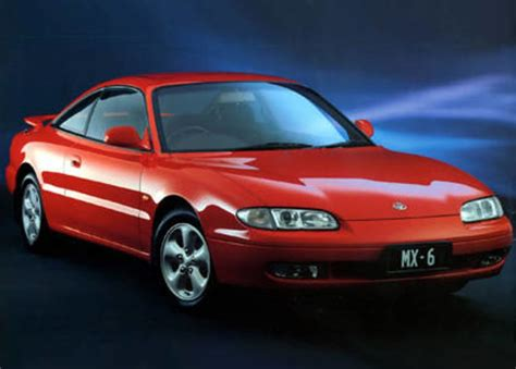 car manuals free online 1996 mazda mx 6 user handbook used mazda mx6 review 1991 1997 carsguide
