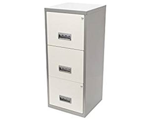 amazon 3 drawer filing cabinet pierre henry a4 3 drawer maxi filing cabinet silver and