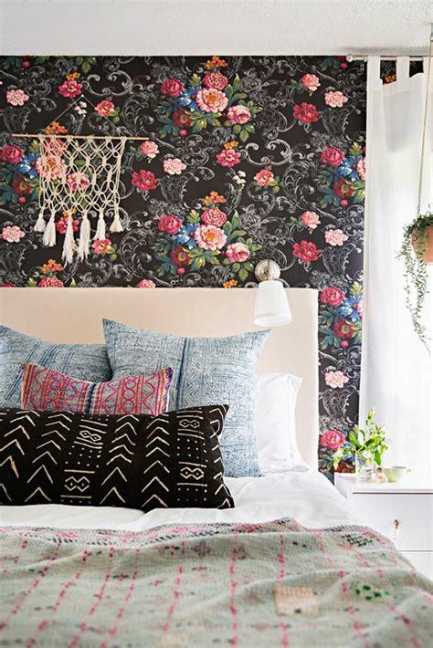 papier peint chambre moderne le papier peint en 52 photos pleines d 39 idées