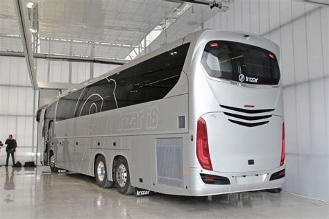 Irizar i8 Integral - Aspirational flagship launched in ...