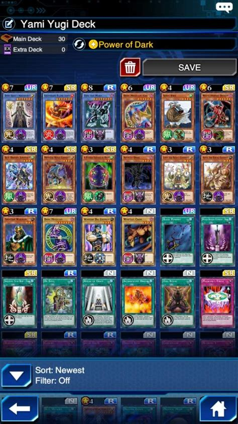 yugioh deck duel links my deck yu gi oh duel links amino