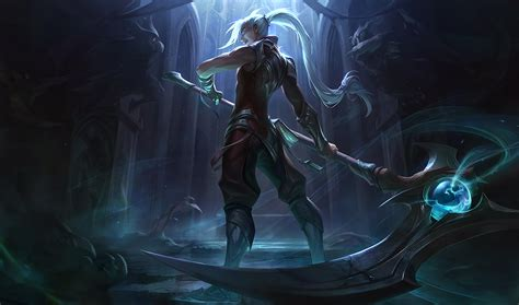 Blade And Soul Wallpaper Soulhunter Kayn Lol Wallpapers