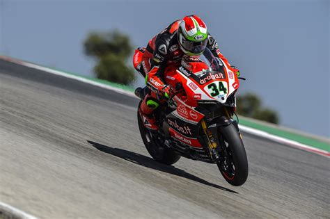 Giugliano And The Aruba.it Racing