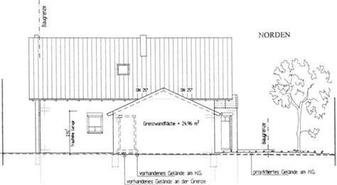 Grenzbebauung So Viel Abstand Brauchen Haus Und Garage Zum Nachbarn by Grenzbebauung Badenw 252 Rttemberg H 228 User Immobilien Bau