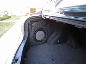 Diy Trunk Corner Subwoofer Box