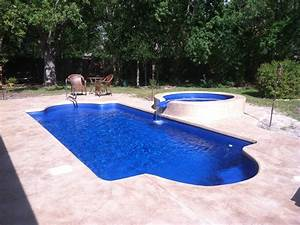 Swimming pool design fiberglass inground swimming pool for Inground swimming pool designs ideas