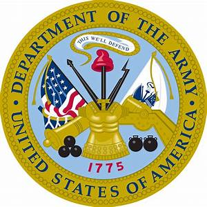 Department of The Army USA Logo