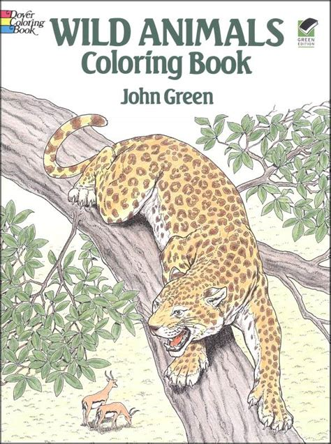Wild Animals Coloring Book (005128) Details Rainbow