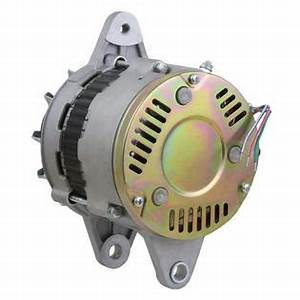 Rareelectrical New 24v 55a Sawafuji Alternator Fit Toyota