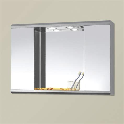 Wall Mirror Cabinet Bathroom