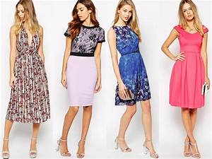 wedding guest dress spring summer 2015 from various labels With casual wedding attire ideas