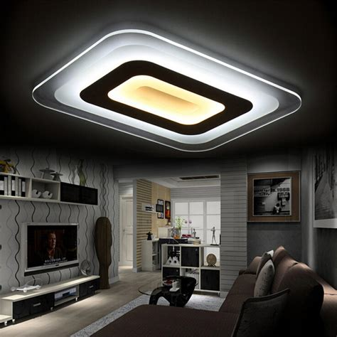 aliexpress buy ultra thin acrylic modern led ceiling