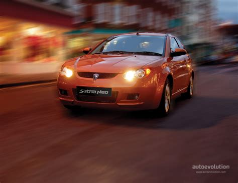 Proton Car : Proton Satria Neo Specs & Photos