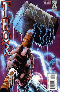 mjolnir comics wikipedia