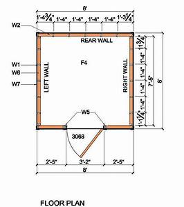 Shed Floor Plans Ryan Shed Plans 12000 Shed Plans And