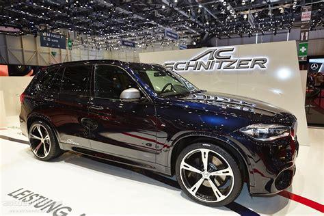 Ac Schnitzer Bmw X5 M50d Shines Bright In Geneva Live