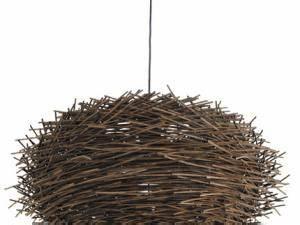 Suspension En Osier : suspension nid fly par marie claire maison ~ Teatrodelosmanantiales.com Idées de Décoration