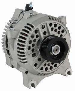 New Alternator 2005 Ford F450 F550 Super Duty 04