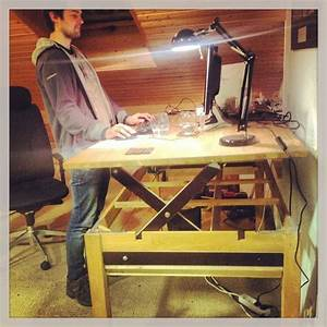 38 Best Diy Standing Desk Images On Pinterest